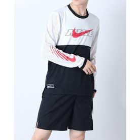 メンズ 長袖機能Tシャツ SC L/S トップ CZ2258-010 (ブラック)
