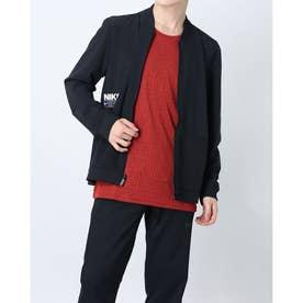 メンズ ニットジャケット DRI-FIT PT パック フルジップ L/S トップ CZ7124-010 (ブラック)