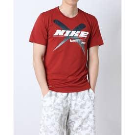 メンズ 半袖機能Tシャツ DRI-FIT レッグ PX 2 SU21 S/S Tシャツ DA1792-689 (レッド)