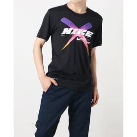 メンズ 半袖機能Tシャツ DRI-FIT レッグ PX 2 SU21 S/S Tシャツ DA1792-010 (ブラック)