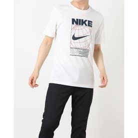 メンズ 半袖機能Tシャツ DFC グラフィック 6/1 S/S Tシャツ DA1773-100 (ホワイト)