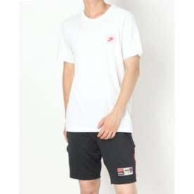 メンズ 半袖Tシャツ NSW ワールド ワイド アイコンズ S/S Tシャツ DJ1377100 (ホワイト)