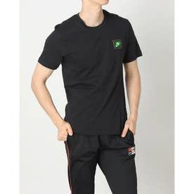 メンズ 半袖Tシャツ NSW ワールド ワイド アイコンズ S/S Tシャツ DJ1377010 (ブラック)
