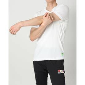 メンズ 半袖Tシャツ NSW ワールド ワイド ハイブリッド S/S Tシャツ DJ1370100 (ホワイト)