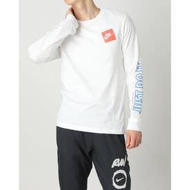 メンズ 長袖Tシャツ NSW JDI GX L/S Tシャツ DD3377100 (ホワイト)