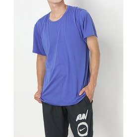 メンズ フィットネス 半袖Tシャツ DRIーFIT コア ヨガ S/S トップ CZ2226430 (ブルー)