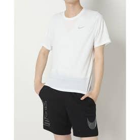メンズ 陸上/ランニング 半袖Tシャツ DRI-FIT マイラー S/S トップ CU5993100 (ホワイト)