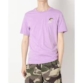 メンズ 半袖Tシャツ NSW クラブ エッセンシャル S/S Tシャツ DJ1569589 (ピンク)