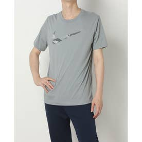 メンズ 半袖機能Tシャツ DF カモ フィル グラフィック S/S Tシャツ DD6895073 (グレー)