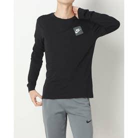 メンズ 長袖Tシャツ NSW JDI GX L/S Tシャツ DD3377010 (ブラック)