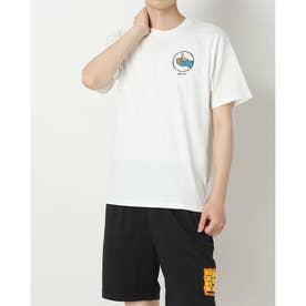 メンズ 半袖Tシャツ ナイキSB フラクチャー S/S Tシャツ DJ1221100 (ホワイト)