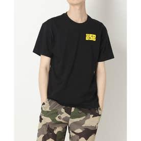メンズ 半袖Tシャツ ナイキSB スタンプ S/S Tシャツ DJ4873010 (ブラック)