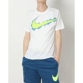 メンズ 半袖機能Tシャツ DF SC ロゴ S/S T シャツ DD6813100 (ホワイト)