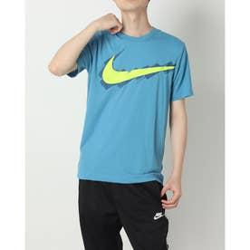 メンズ 半袖機能Tシャツ DF SC ロゴ S/S T シャツ DD6813469 (ブルー)
