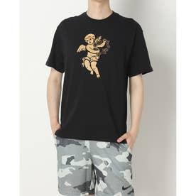 メンズ 半袖Tシャツ ナイキSB CHERUB S/S Tシャツ DJ1219010 (ブラック)