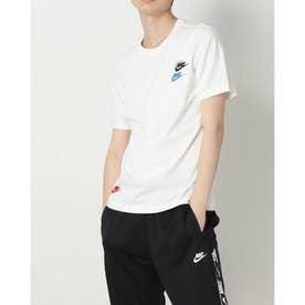 メンズ 半袖Tシャツ NSW クラブ エッセンシャル S/S Tシャツ DJ1569100 (ホワイト)