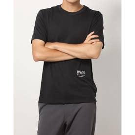 メンズ 陸上/ランニング 半袖Tシャツ DF DB トレイル シーズナル S/S トップ DD4465010 (ブラック)