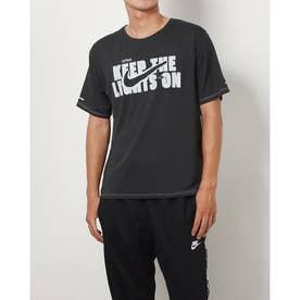 メンズ 陸上/ランニング 半袖Tシャツ DF WR マイラー GX S/S トップ DD5277045 (ブラック)