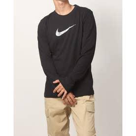 メンズ 長袖機能Tシャツ DF SLB シーズナル SW L/S Tシャツ DH0714010 (ブラック)