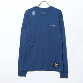 バスケットボール 長袖Tシャツ レブロン VERB/フォト Tシャツ CV2080490 (ブルー)