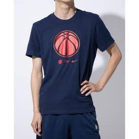 バスケットボール 半袖Tシャツ WAS ES ロゴ S/S Tシャツ CK8416419 (ネイビー)