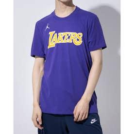 バスケットボール 半袖Tシャツ LAL STMT WM Tシャツ CK9033547 (パープル)