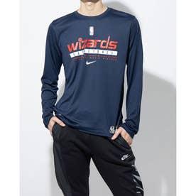 バスケットボール 長袖Tシャツ ES PRTC GPX L/S Tシャツ CK8351419 (ネイビー)