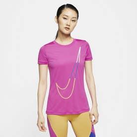 レディース 半袖機能Tシャツ ウィメンズ ドライ LEG GET OUTSID Tシャツ CT7353601