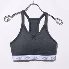 レディース フィットネス スポーツブラ ウィメンズ スウッシュ ソフト Tシャツ ブラ CU7209010 【返品不可商品】 (ブラック)
