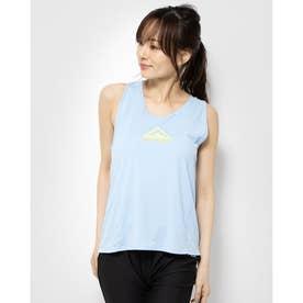 レディース 陸上/ランニング 半袖Tシャツ ウィメンズ シティ スリーク トレイル タンク CU6259436 (ブルー)