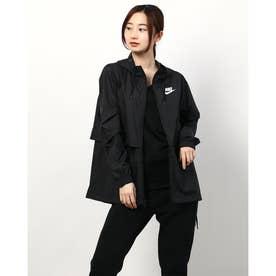 レディース ウインドジャケット ウィメンズ ウーブン ジャケット AJ2983010 (ブラック)
