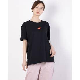 レディース 半袖Tシャツ ウィメンズ NSW ボーイ ラヴ S/S Tシャツ DB9819010 (ブラック)