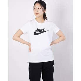 レディース 半袖Tシャツ ウィメンズ エッセンシャル アイコン フューチュラ L/S Tシャツ BV6170100 (ホワイト)