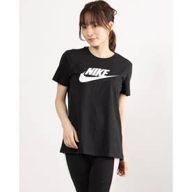 レディース 半袖Tシャツ ウィメンズ エッセンシャル アイコン フューチュラ L/S Tシャツ BV6170010 (ブラック)