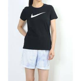 レディース 半袖機能Tシャツ ウィメンズ DRI-FIT DFC クルー Tシャツ AQ3213-011 (ブラック)
