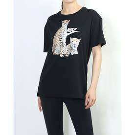 レディース 半袖Tシャツ ウィメンズ NSW ボーイ フィアス S/S Tシャツ DD1486-010 (ブラック)