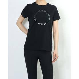 レディース 半袖Tシャツ ウィメンズ NSW アイコン クラッシュ S/S Tシャツ DD1231-010 (ブラック)