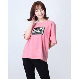 レディース 半袖Tシャツ ウィメンズ NSW ウォッシュ S/S Tシャツ DD1234-675 (ピンク)