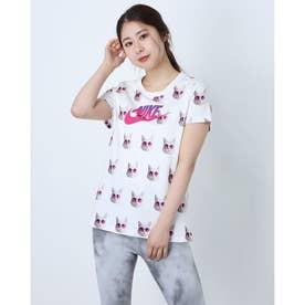 レディース 半袖Tシャツ ウィメンズ NSW INSTACAT S/S Tシャツ DH3176-100 (ホワイト)