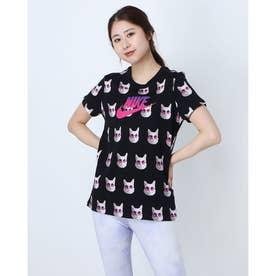 レディース 半袖Tシャツ ウィメンズ NSW INSTACAT S/S Tシャツ DH3176-010 (ブラック)