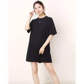 レディース ワンピース ウィメンズ NSW エッセンシャル ドレス CJ2243-010 (ブラック)