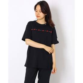 レディース 半袖Tシャツ ウィメンズ NSW BF スウッシュ シーズナル S/S Tシャツ DJ1839010 (ブラック)