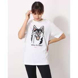 レディース 半袖Tシャツ DRIーFIT コア ヨガ S/S トップ DJ1846100 (マルチカラー)