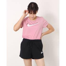 レディース 陸上/ランニング 半袖Tシャツ ウィメンズ DF スウッシュ ラン S/S トップ DD4899630 (ピンク)