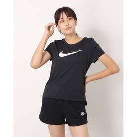 レディース 陸上/ランニング 半袖Tシャツ ウィメンズ DF スウッシュ ラン S/S トップ DD4899010 (ブラック)