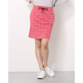 レディース スカート ウィメンズ NSW アイコン クラッシュ フリース スカート AOP DD5072622 (ピンク)