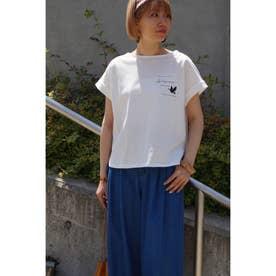 プリントTシャツ (28オフホワイト)