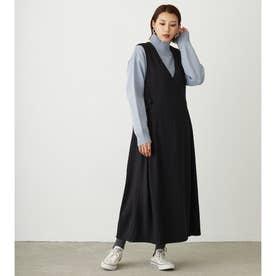 カットソージャンパースカート (49ブラック)
