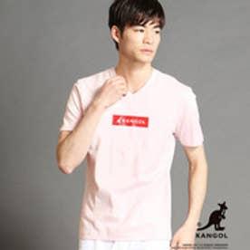 KANGOLコラボVネックTシャツ (08ピンク)