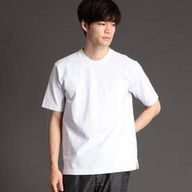 ヘビーウェイトポケットTシャツ (09ホワイト)